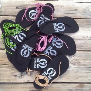 Omega sandals